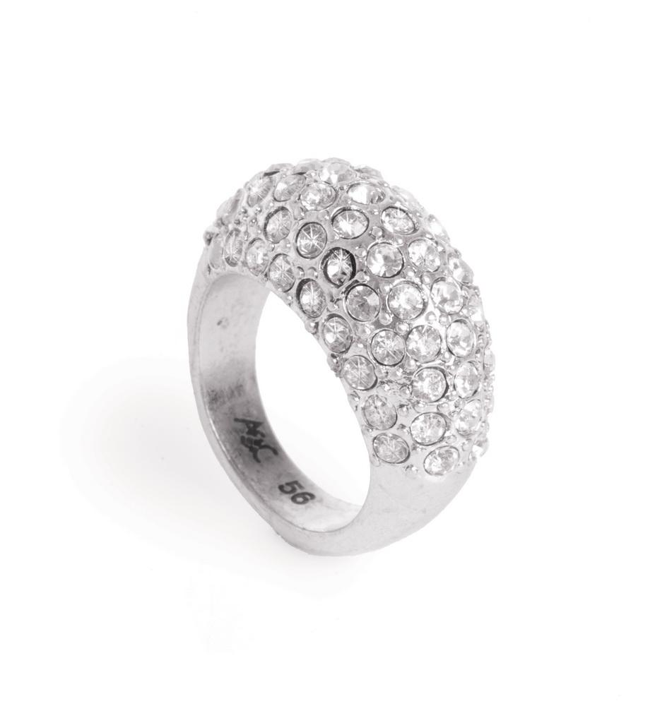 Кольцо со стразами Swarovski(4032-0434)