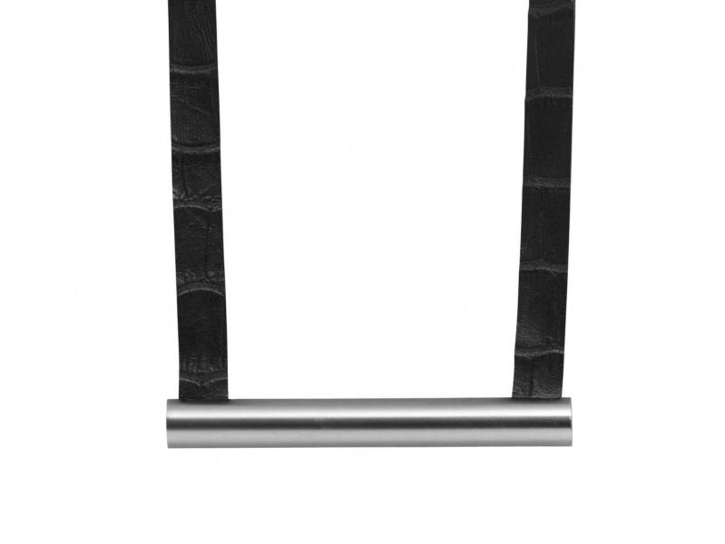 Колье на кожаном шнурке 60 см(9C957)Raven<br>Длина колье 60 см<br>