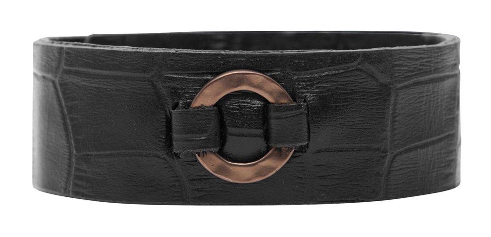 Браслет кожаный, широкий(7C948)Paloma<br>Браслет ширина 2см.<br><br>Наличие: 1шт.<br>