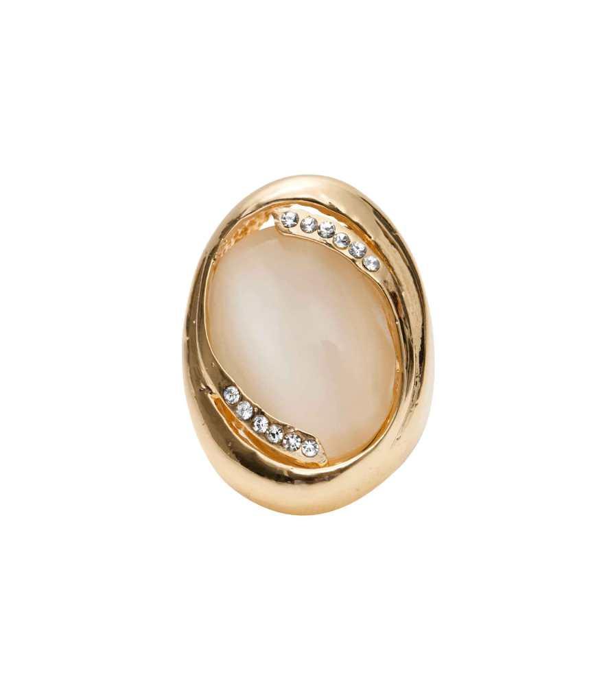 Кольцо(1h466)Oriana<br>Размер кольца 17 и 18<br>