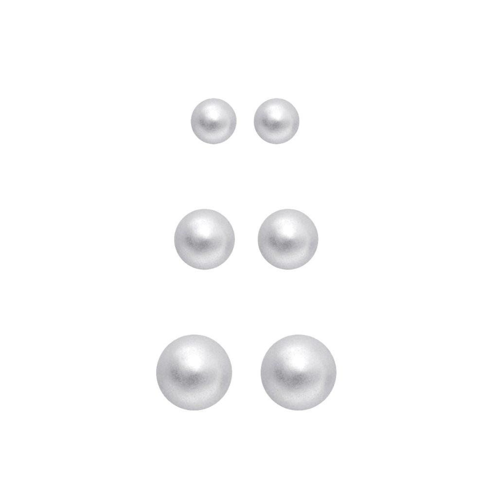 Набор серег(3H704)Rae<br>Дания, Dansk Smykkekunst<br><br>Гипоаллергенный сплав, покрытый серебром<br>