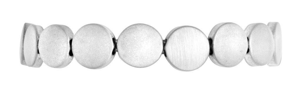 Браслет(7H156)Rosamunde<br>Дания, Dansk Smykkekunst<br><br>Гипоаллергенный сплав, покрытый серебром<br>