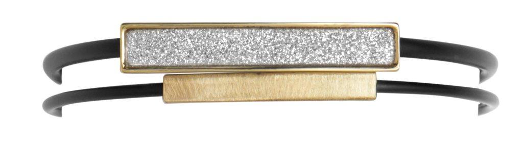 Браслет(7H133)Rosalina<br>Дания, Dansk Smykkekunst<br><br>Гипоаллергенный сплав, покрытие золотом.<br>