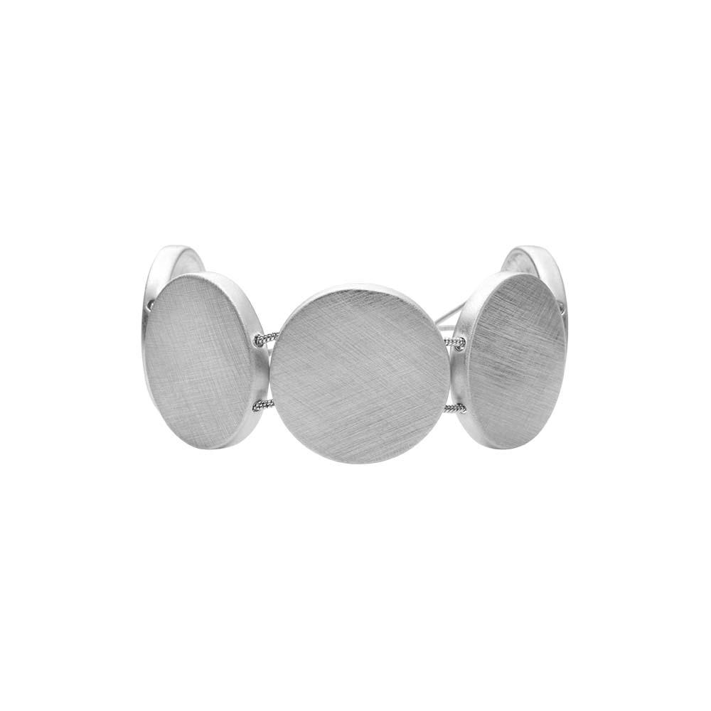 Браслет(7H321)Shanaya<br>Дания, Dansk Smykkekunst<br><br>Металл, покрытый серебром<br>