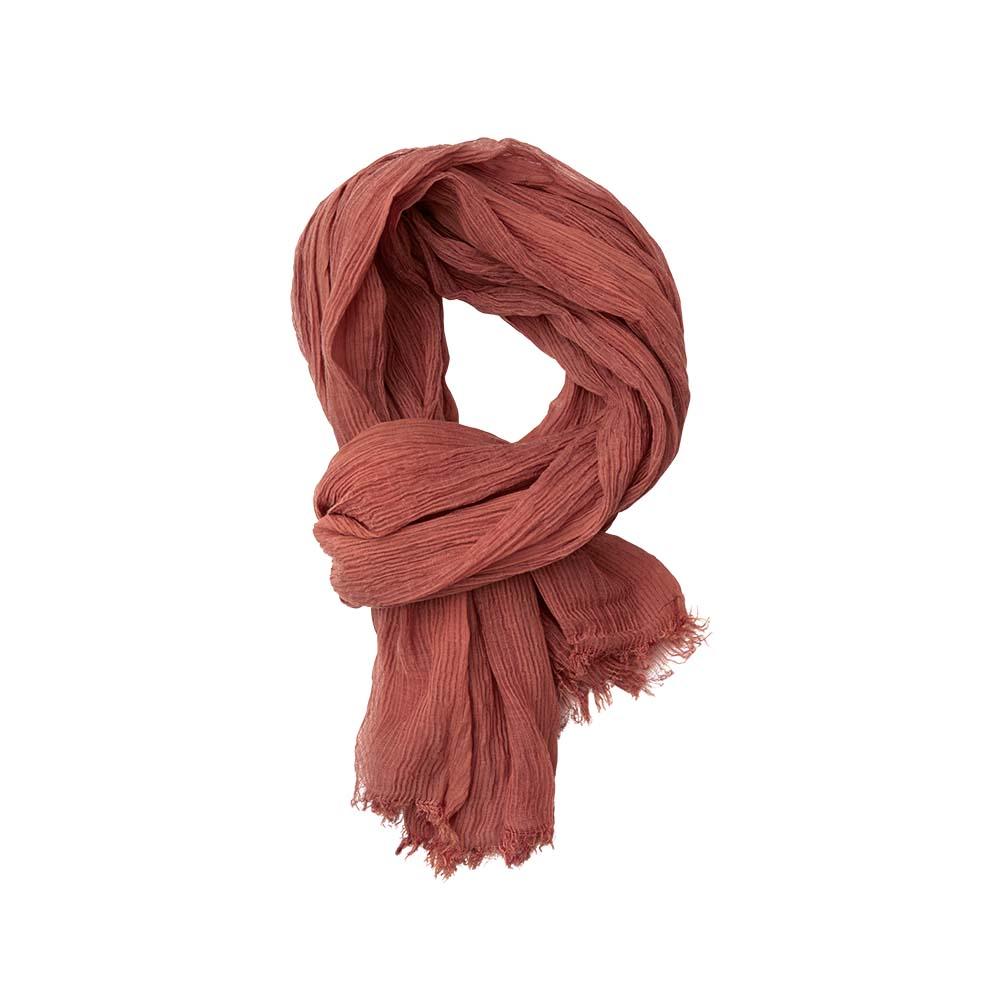 Палантин(6C441)Шарфы, платки, палантины из Дании, Dansk Smykkekunst<br>40 % cotton 40 % бук 20 % silk<br>80 x 190 cm<br>