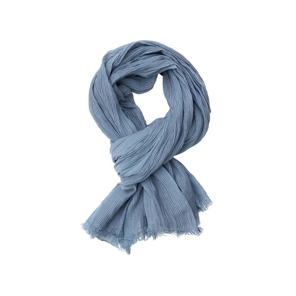 Палантин(6C443)Шарфы, платки, палантины из Дании, Dansk Smykkekunst<br>40 % cotton 40 % бук 20 % silk<br>80 x 190 cm<br>