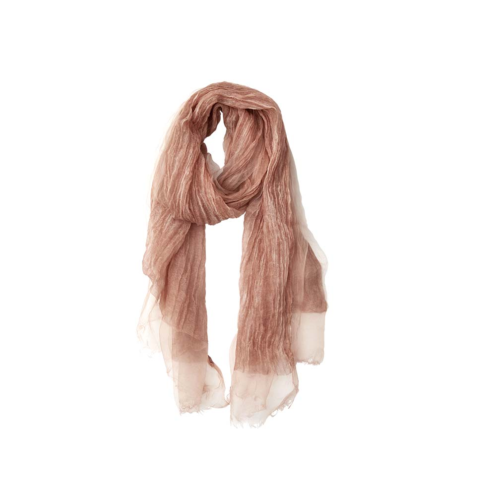 Палантин(6C446)Шарфы, платки, палантины из Дании, Dansk Smykkekunst<br>60 % cotton 40 % silk<br>70 x 190 cm<br>