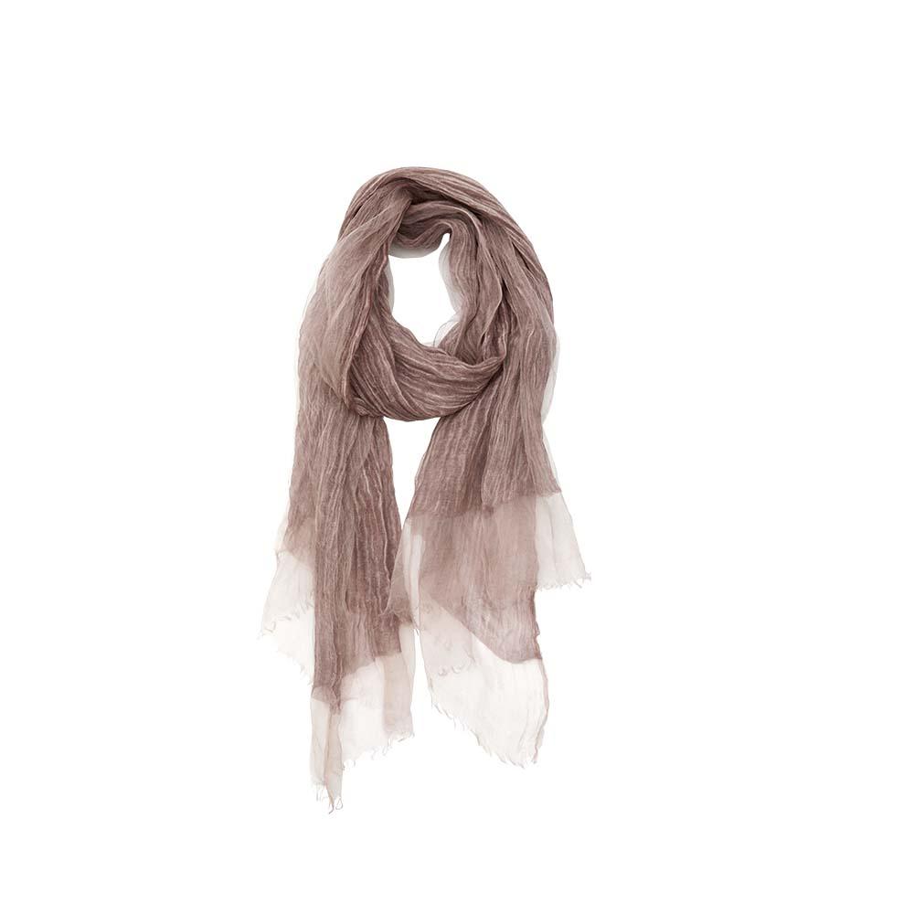 Палантин(6C449)Шарфы, платки, палантины из Дании, Dansk Smykkekunst<br>60 % cotton 40 % silk<br>70 x 190 cm<br>
