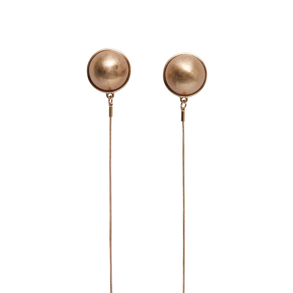 Брошь(9H342)Брошки<br>Дания, Dansk Smykkekunst<br><br>Металл с золотым покрытием<br>Длина цепочки 60 см<br>