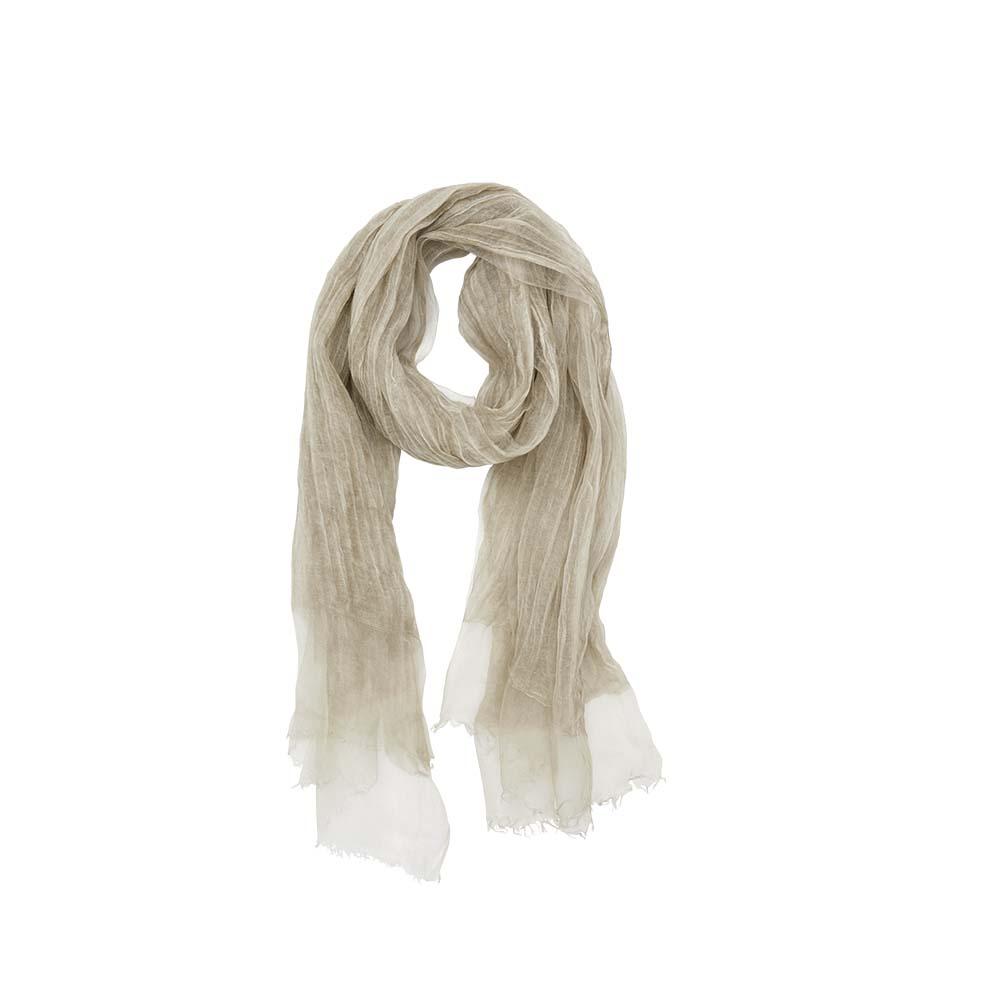 Палантин(6C448)Шарфы, платки, палантины из Дании, Dansk Smykkekunst<br>60 % cotton 40 % silk<br>70 x 190 cm<br>