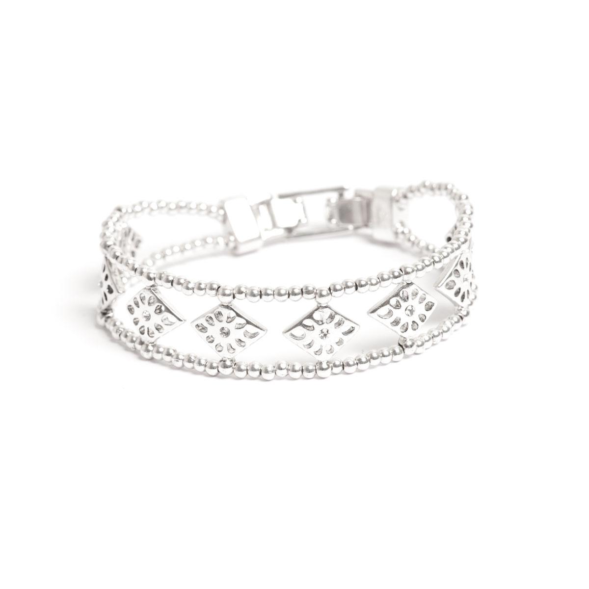 Браслет(3018-0484)Summer Vibes Silver<br>Браслет<br>