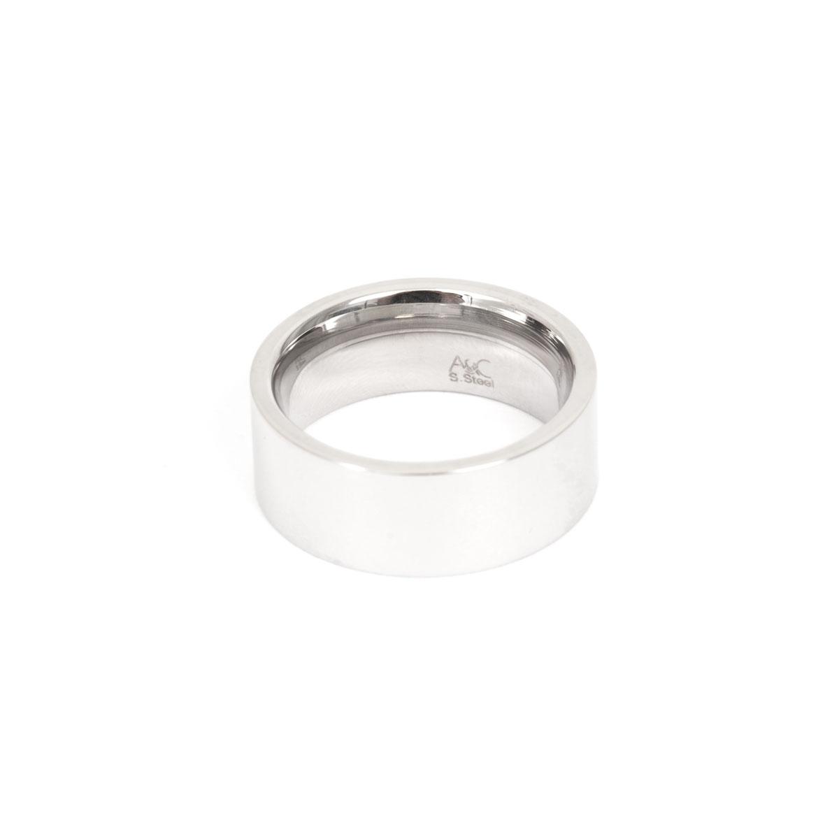 Кольцо(4046-0036)Бижутерия из стали от Arts&amp;Crafts<br>Arts&amp;Crafts, Норвегия<br><br>Авторский дизайн, ручная работа, ограниченный выпуск.<br>